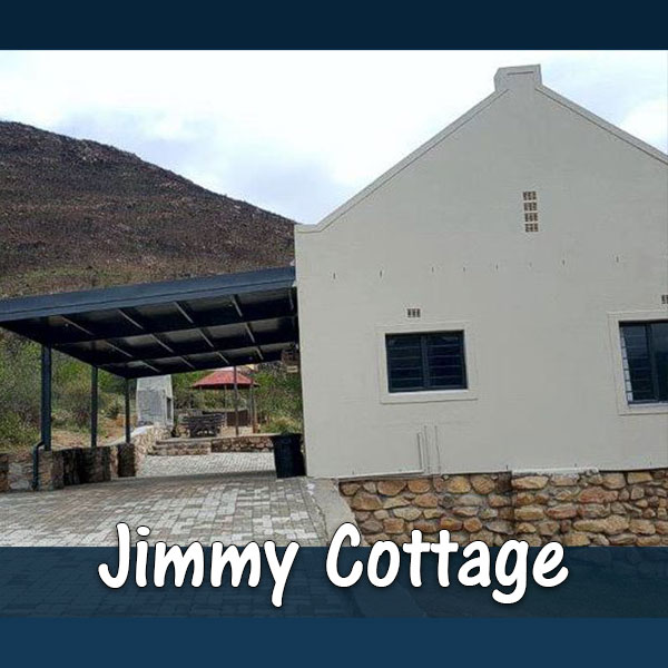 Jimmy Cottage (4 Sleeper) Accommodation at The Baths Hot Springs self-catering resort in Citrusdal. Enjoy the hot springs and rock pools of Citrusdal