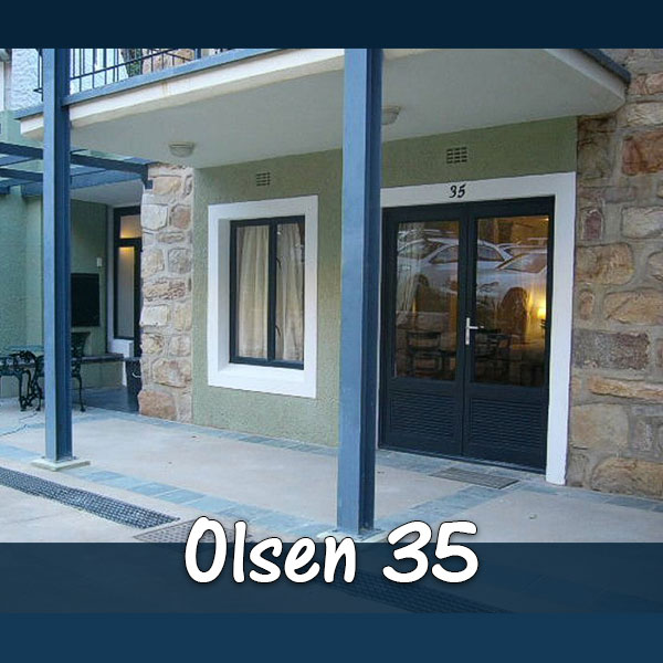 Olsen Building Apartment 35 - Sleeps 3 (has an additional single bed) - Accommodation at The Baths Hot Springs self-catering resort in Citrusdal.