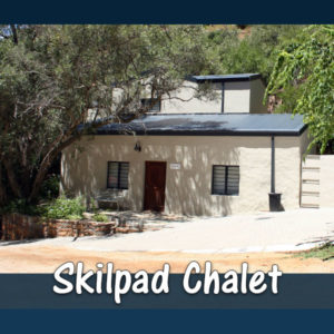 Skilpad Chalet (Sleeps 4) - Accommodation at The Baths Hot Springs self-catering resort in Citrusdal. Enjoy the hot springs and rock pools of Citrusdal