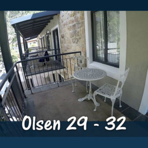 Olsen Building - Accommodation at The Baths Hot Springs self-catering resort in Citrusdal. Enjoy the hot springs and rock pools of Citrusdal