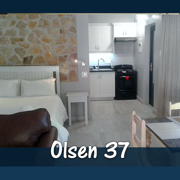 Olsen Apartment 37 - Accommodation at The Baths Hot Springs self-catering resort in Citrusdal. Enjoy the hot springs and rock pools of Citrusdal