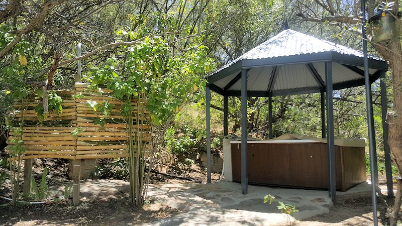 Wild olive chalet accommodation at the baths hot springs - Olive garden reservations policy ...