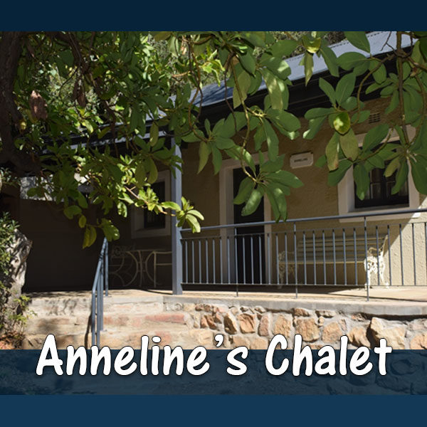 Annelines Chalet (2 Sleeper) - Accommodation at The Baths Hot Springs self-catering resort in Citrusdal. Enjoy the hot springs and rock pools of Citrusdal