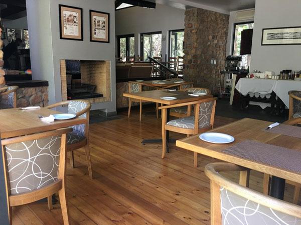 restaurants in citrusdal - macgregors - the baths