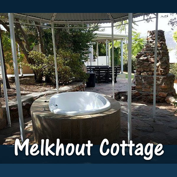 Melkhout - 8 Sleeper Chalet - Accommodation at The Baths Hot Springs self-catering resort in Citrusdal.