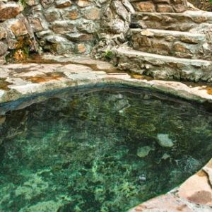 The Baths Hot Springs - Self Catering Accommodation in Citrusdal