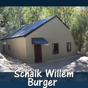 Self catering Citrusdal